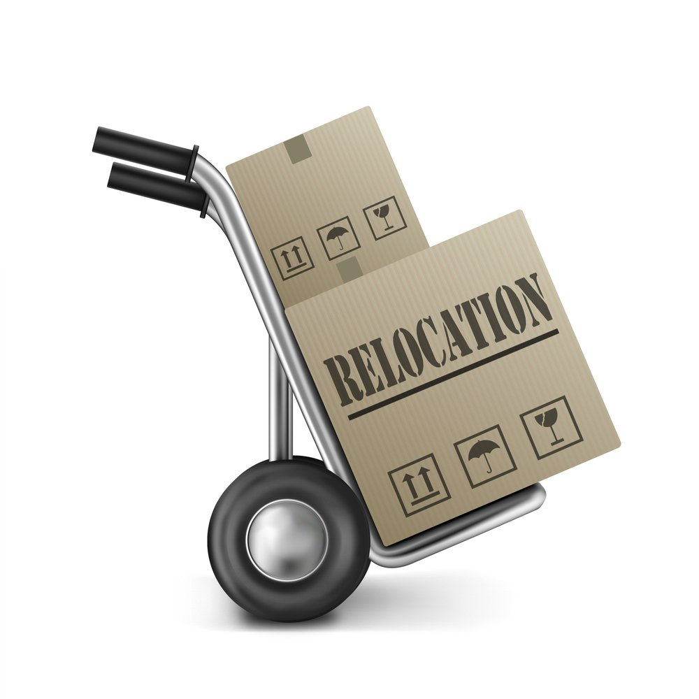 What happens if I relocate my business?